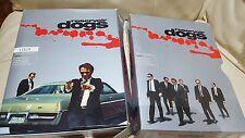 Reservoir Dogs -  DVD (Limited Edition Box Set) (DVD +book, 10 sealed postcards)