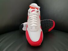 online store b7c91 2f269 Nike Air Max 1 Anniversary, University Red, (908375-103), 10