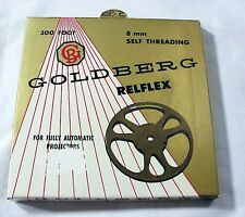 Goldberg 300 FT AUTO-LOAD 8MM DUAL 8 TAKE-UP REEL FOR FILM PROJECTOR | NEW |