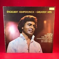 Engelbert Humperdinck Greatest Hits 1980 UK Vinyl LP EXCELLENT CONDITION best of