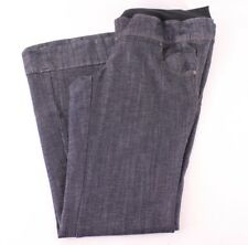 First Kick  maternity Jeans Size Large - Dark Wash - Pregnant Stretch Excellent