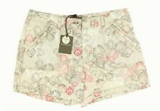 Tommy Bahamas Womens TMulti-Color Seashell Linen Casual Shorts Size 12