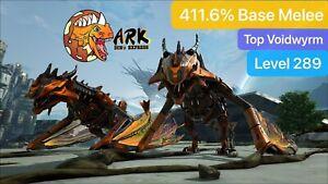 Ark Pc Pve 411% Base Melee Voidwyrm Male/Female Void Wyvern(Clone)