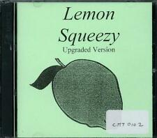 Lemon Squeezy Wider Opps Replacement Cd'S 1 & 2 Mark Walker  Con Moto Publicatio