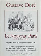 E. de Labédollière - G. Doré - LE NOUVEAU PARIS - 1986