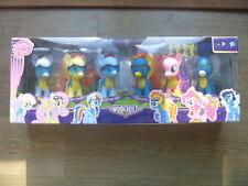 My Little Pony confezione wonderbolts - 6-Full Size/6 in (ca. 15.24 cm) - Nuovo Confezione Danneggiata