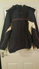 Trespass Navy Ski Jacket L. ColdHeat Insulation, Waterproof with Taped Seams.