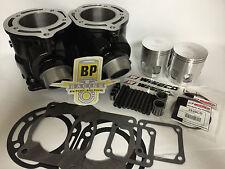 Banshee 64mm Stock After Market Cylinders Wiseco Pistons Top End Rebuild Kit