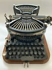 Williams No. 2 Typewriter in Oak Case - (See Notice to Collectors in Listing)
