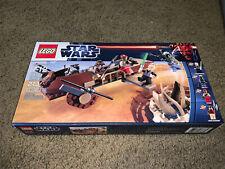 Lego Star Wars Desert Skiff Set 9496 - Brand New & Sealed!