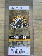 2019 NHL Playoffs Boston Bruins vs Carolina Hurricanes Game 1 Ticket Stub 5/9