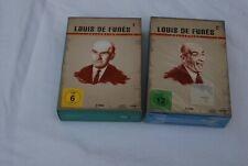 Louis de Funes Box 1 und 2 (Box2 OVP)