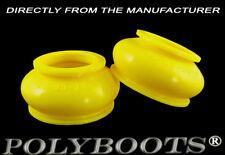 2x Polyboots Traggelenk Spurstangenkopf Manschetten 22x30x20 mm Staubmanschetten
