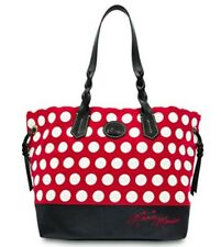 Nwt Sealed Disney Dooney & Bourke Minnie Mouse Rocks the Dots Tote