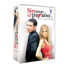 Sin Tetas No Hay Paraíso SERIE COMPLETA EN DVD CASTELLANO EDICION ESPAÑA NUEVA