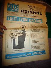 Ancien Journal 1978 ALLO Lyon ici Guignol ( du Théatre de Marionnette ) N°4