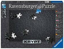 Ravensburger Krypt Black 736 pcs Jigsaw Puzzle Premium Softclick Technology