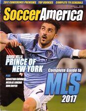 2017 Soccer America USA Complete Guide MLS - Football Season Preview Magazine