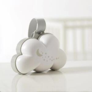 Purflo Dream Cloud Colour Changing Musical Baby Toddler Bedtime Night Light
