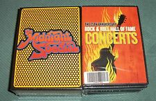 THE MIDNIGHT SPECIAL + ROCK & ROLL HALL OF FAME CONCERTS -  20 DVD SET- NEW