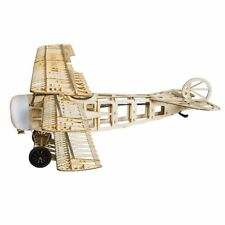 FOKKER DRI 770MM WINGSPAN BALSA WOOD TRIPLANE WARBIRD RC AIRPLANE KIT