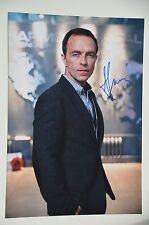 Aleksandar Jovanovic  signed 20x30cm Doctor Who Foto Autogramm / Autograph IP