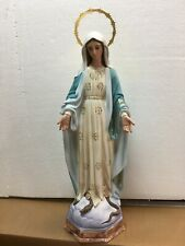 Spanish Our Lady Of Grace Statue