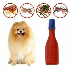 Pet Insecticide Flea Lice Insect Killer Spray Mites Drops B2B8 For Dog Pets J7L1