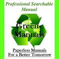 Professional  Kawasaki Mule 3000 3010 3020 2x4 4x4   Repair & Maintenance Manual