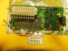 Semiconductor Equipment Corp 4496-023 Pneumatic Manifold Pcb 410 Bonder Used