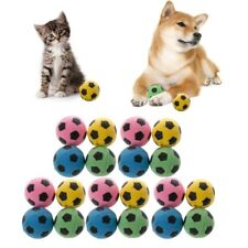 20PCS Non-Noise Cat EVA Ball Soft Foam Soccer Play Ball For Cat Scratching Toy