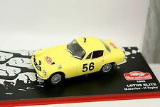 Ixo Press Rally Mounted Carlo 1/43 - Lotus Elite 1962