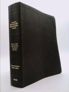 The Dake Reference Bible by Finis Dake