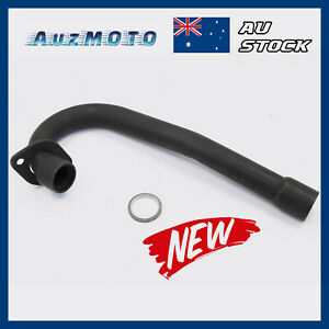 Exhaust Head Pipe Header With Gasket For Zongshen Lifan Loncin 150 200 250cc