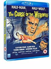 Curse of the Werewolf    Blu Ray   (Brand New Factory Sealed)