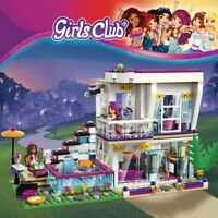 Pop Star Livi's House Building Block