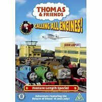 homas and Friends - Calling All Engines [DVD][Region 2]