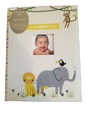 Wild About You Baby Memory Book Cr Gibson Baby book