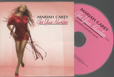 Mariah Carey Get Your Number Cd Promo France French Pressing Card Sleeve