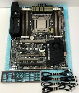 ASUS Sabertooth X79 LGA 2011 Intel X79 USB 3.0 ATX Motherboard w/ i7-3930K CPU