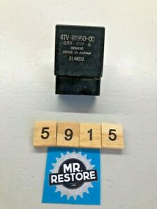 Yamaha R1 Relay Assy 4TV-81950-00
