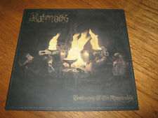 """BALMOG """"Testimony of the Abominable"""" LP cryfemal funeral mist"""