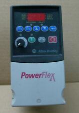Allen Bradley PowerFlex 4, 1HP 22A-D2P3N104, USED