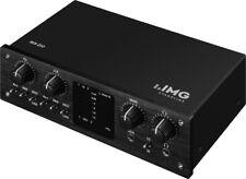 Monacor IMG STAGELINE MX-2IO USB-Recording-Interface (2-Kanal) Mischpulte,