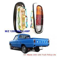 MAZDA UTE 1000 1200 PICKUP TRUCK TAIL LIGHT LIGHTING LAMP BULB WIRE  1 PAIR