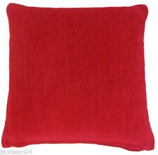 Cojines decorativos de chenilla 45 cm x 45 cm para el hogar