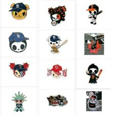 MLB Tokidoki Pin Choice Giants Dodgers Reds Yankees Padres Tigers Twins PSG new