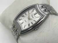 Steel by Design Women Watch Swiss Parts Silver Tone Analog Wrist Watch 3 ATM