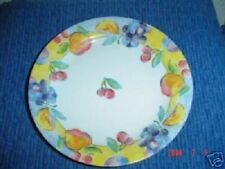Corelle Jay Imports Fruit Too - Basket - Mixed Salad Plates 7.25 in.