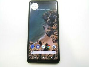 Google Pixel 2 XL G011C Unlocked 64GB Check IMEI Poor Condition AD-1221